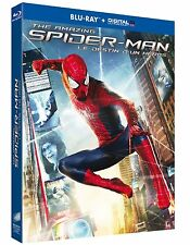 BLU RAY + DIGITAL UV * THE AMAZING SPIDER-MAN, Le destin d'un héros * NEUF