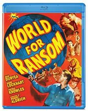 World for Ransom [New Blu-ray]