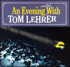 Tom Lehrer - Evening Wasted with [New CD]