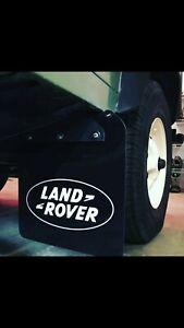 Land Rover Defender 110 Guardabarros Delanteros Tuff-rok