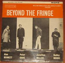 Vintage original 1961 Parlophone LP Mono Record PMC1145 1 BEYOND THE FRINGE