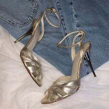 Gold Christian Dior Heels EUR 37