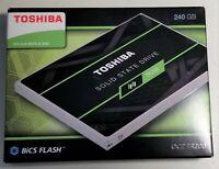 """OCZ THN-TR20Z2400U8 Toshiba TR200 SSD 240GB Sata 2.5"""" Internal Solid State Drive"""