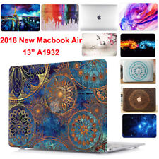Laptop Hard Shell Case & AU Keyboard Cover For Apple Mac Book Macbook 11 13 15""