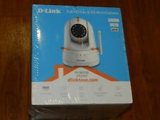 New Sealed - D-Link DCS-8525LH Wi-Fi HD Indoor Security Camera - 790069437656