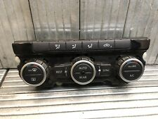 VW Sharan Seat Alhambra 2010 - 18 Heater Climate Control Panel Switch 7N0907044Q