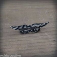 Harley Davidson Authentic Pin - Winged Endeavor - Metal Insignia
