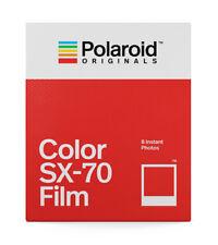 Polaroid SX-70 Color SOFORTBILDFILM / Impossible SX70 Farbfilm / NEU & OVP