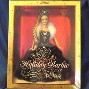 2006 Holiday Barbie By Bob Mackie  NIB Collectors Doll