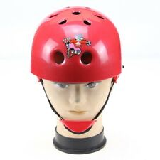 Red Kids Protect Helmet Bicycle Bike Cycling Scooter Skating  Skateboard