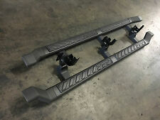 Hummer H3T Running Boards Nerf Step Rails New OEM 19166293