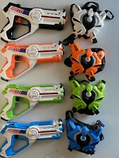 Veken Infrared Laser Tag Toy Guns, 4 Player Pack Kit PARTS ONLY