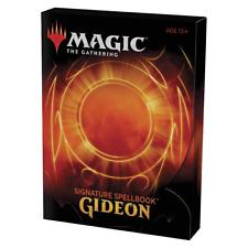 Magic Signature Spellbook Gideon