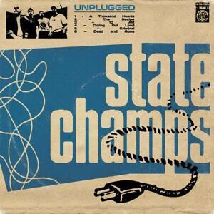 State Champs - Unplugged CD NEU OVP