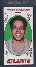 1969/70 Topps #027 Walt Hazzard Hawks EX *663