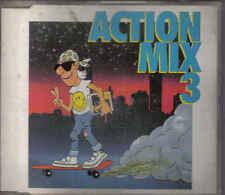 Action Mix 3-cd maxi single eurodance holland
