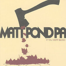 Matt Pond Pa, If You Want Blood, Excellent EP, Limited Edition
