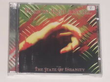 Blood Red Angel-the state of Insanity-CD