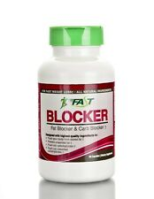 Fat Blocker Carb Blocker Fast Weight Loss Diet All Natural Slim Quick Weightloss