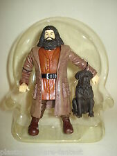 """Harry Potter - Rubeus Hagrid + Fang the Dog 3.75"""" Action Figure NEW"""