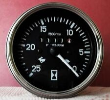 1877718M92 Massey Ferguson MF Tachometer / Tractormeter 230,231,240,550
