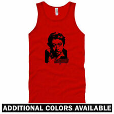 Respect Unisex Tank Top - Serge Gainsbourg French Singer - Men / Women - S-2X