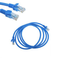 CAT 6 Ethernet Cable Lan Network CAT6 Internet Modem Blue RJ45 Patch Cord