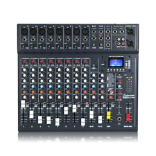 Studiomaster Club XS12 12 Channel PA Mixer with Bluetooth & USB