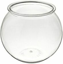 New listing 2-Gallon Fish Bowl Bl20Rpet Crystal clear design One piece construction