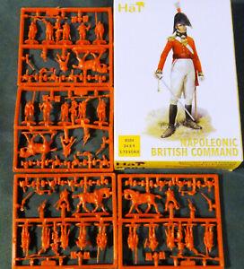 1/72 Hat 8304 Napoleonic British Command  MIB