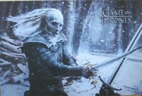 Game of Thrones - White Walker- Poster-Laminated available-91cm x 61cm-Brand New
