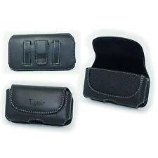 Leather Case Holster with Belt Clip/Loop for TMobile Motorola Nexus 6 Google
