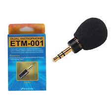 Edutige ETM-001 DUAL MICROPHONE voice recording & voice chatting + Free Shipping