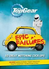 PORTER,RICHARD-TOP GEAR: EPIC FAILURES  (UK IMPORT)  BOOK NEW