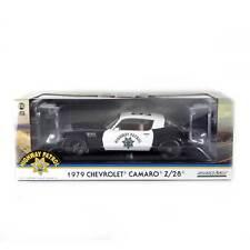 "Greenlight: 1979 Chevy Camaro ""CHP"" 1/18 Scale"