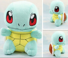 "6""/15CM New  Cute Pokemon Squirtle Kids Toy Soft Plush Stuffed Doll Toy"