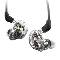 QKZ VK1 4DD In Ear Headphone HIFI DJ Monitor Sport Earphone Headset Bass Earbuds