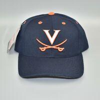 Virginia Cavaliers NCAA PUMA Vintage Snapback Cap Hat - NWT