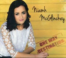 Niamh McGlinchey - One Way Destination (duet with Nathan Carter, Bruises) CD