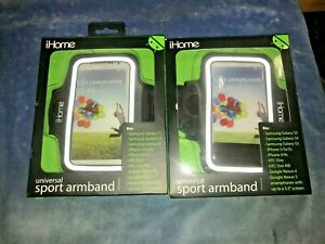 iHome Universal Sport Armband NEW IN BOX.
