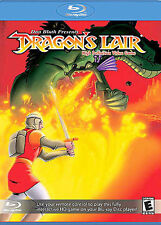 Dragons Lair (Blu-ray Disc, 2007) Don Bluth Xbox One PS4 Game HD Digital Leisure