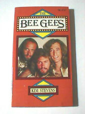 The Bee Gees by Kim Stevens , 1978 paperback book , 109 pgs w/ pics, Vg+