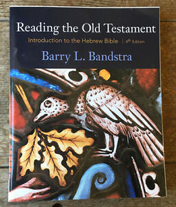 9780495391050 Reading the Old Testament Intro Hebrew Bible Barry Bandstra Book 4