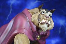 "WDCC Beauty and the Beast, Beast  ""Fury Unleashed"" Rare Event Sculture Backstamp"
