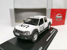 J-collection 1/43 Nissan Pickup United Nations Liberia Peacekeeping vehicle