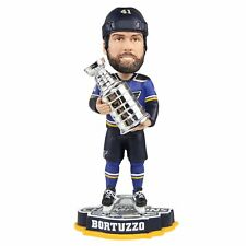 Robert Bortuzzo St. Louis Blues 2019 Stanley Cup Champions Bobblehead NHL