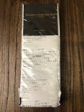 DKNY Euro PILLOW SHAM Exhale Collection IVORY Donna Karan MSRP $190 NWT