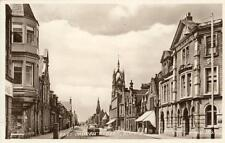 PRINTED POSTCARD EAST CHURCH STREET, BUCKIE, (NEAR ELGIN), BANFFSHIRE, SCOTLAND