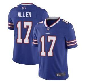 Nike NFL On-Field XL Blue Jersey Josh Allen Bills NEW UNOPENED NWT XL