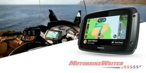 Brand New TomTom Rider 550 Motorcycle GPS Navigation
